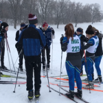 HCA Nordic Girls finish runner-up in Conference!