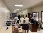 Service project for HCA Boys Soccer!
