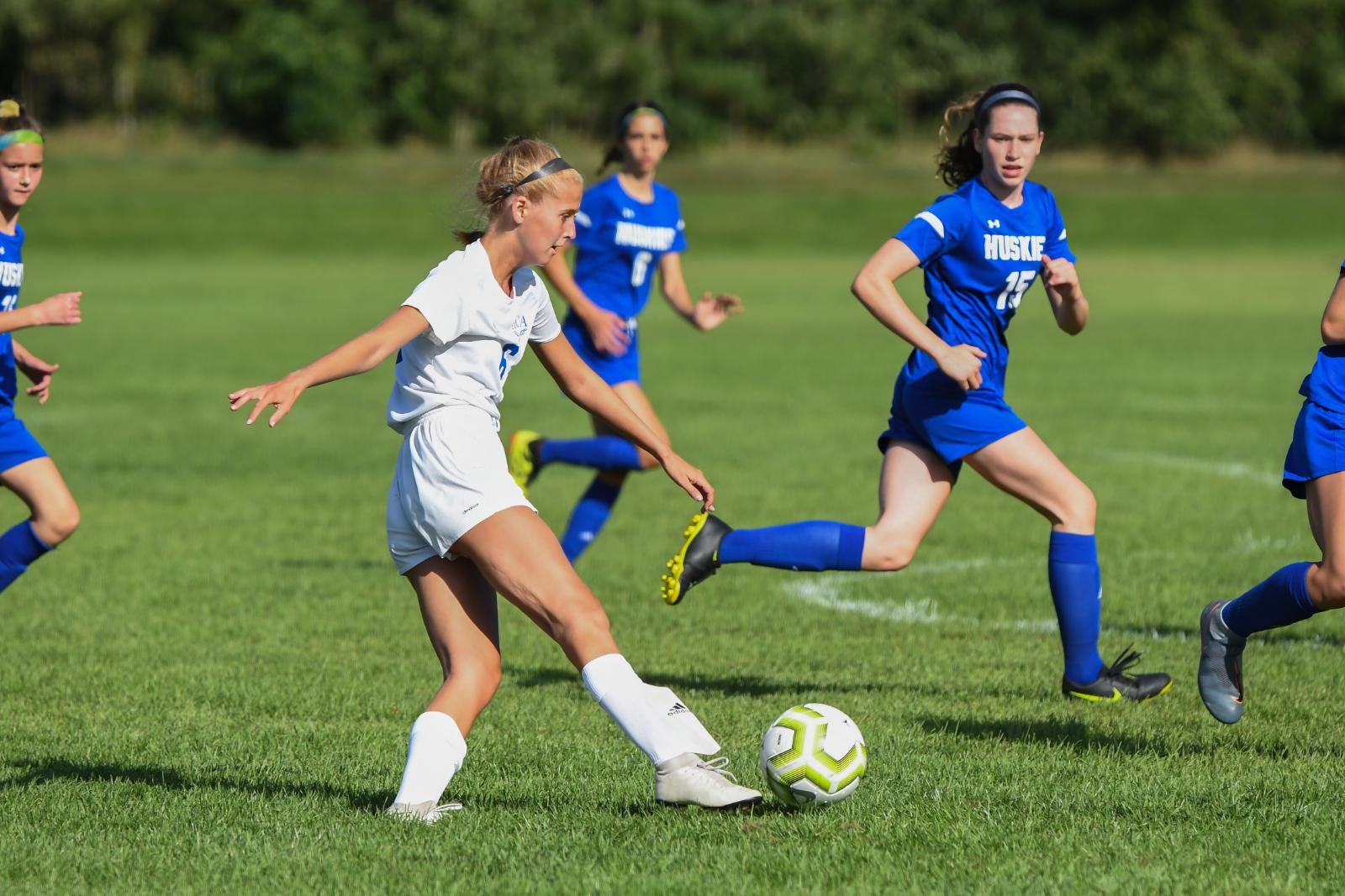 HCA Girls Soccer 2020