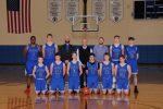2020 – 2021 HCA Boys Varsity Basketball Team
