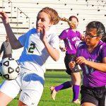 Griffin High School Girls Varsity Soccer beat Monticello 10-0