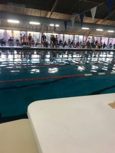 Swim Meet at Gordon College