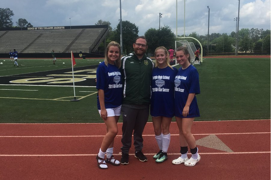 5 Lady Bears Selected for State All-Star Game