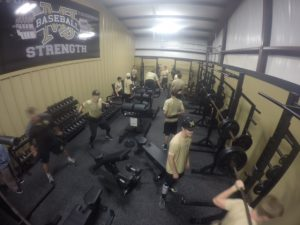 Weight Room Photos