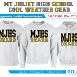 Cheer Team sweatshirt sale