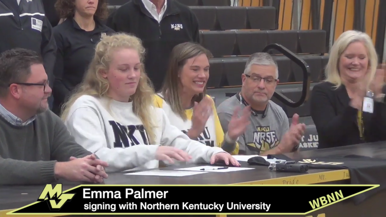 VIDEO: Emma Palmer signs with Northern Kentucky University