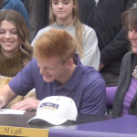 VIDEO: Will Pruitt signs with Lipscomb University