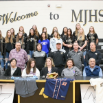 VIDEO: Alyssa Costley signs with Volunteer State