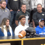 VIDEO: Malik Bowen signs with Duke University
