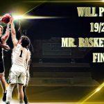 PRUITT NAMED MR. BASKETBALL FINALIST