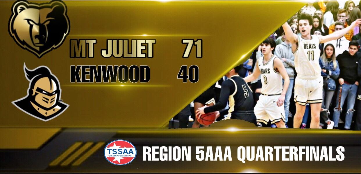 MOVING ON, BEARS MAUL #4 SEED KENWOOD
