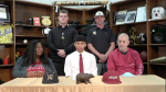 Seth Stevens signs with Transylvania University