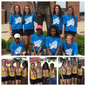 Track State Meet 2016