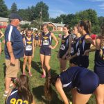 Beaumont School Girls Varsity Cross Country finishes 4th place