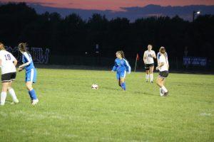 Soccer at Keystone HS