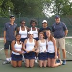 Tennis Team Retains Golden Racquet