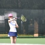 Tennis Team Sweeps Andrews Osborne Academy