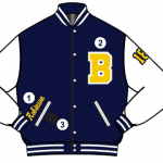 Varsity Letter Jacket Rep to be at Beaumont on March 14