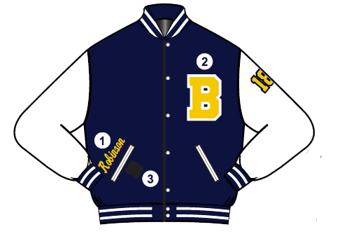 Varsity Letter Jacket Rep to be at Beaumont on Nov. 19