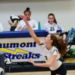 Madison Kasper Earns Honorable Mention All-State Status