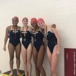Swimming and Diving Program Turns in Great Weekend Showing