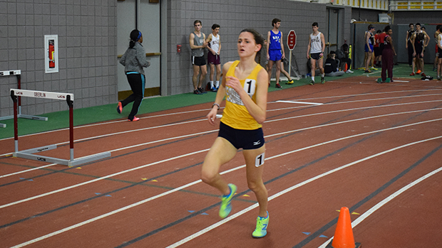 Blue Streaks to Compete at OATCCC Indoor State Championships on March 3rd