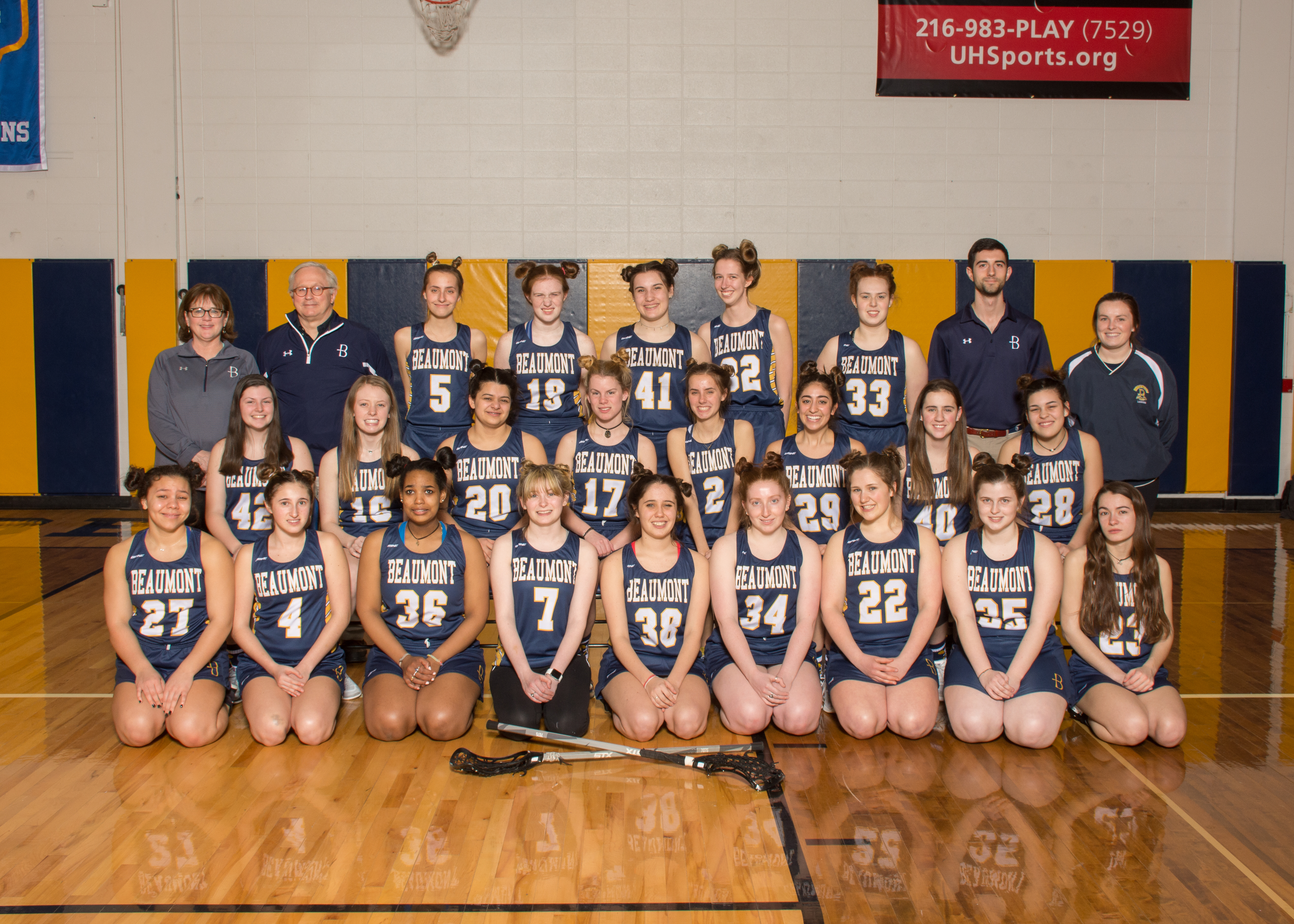 Lacrosse Team Beats Hoban to Win Third Straight Game