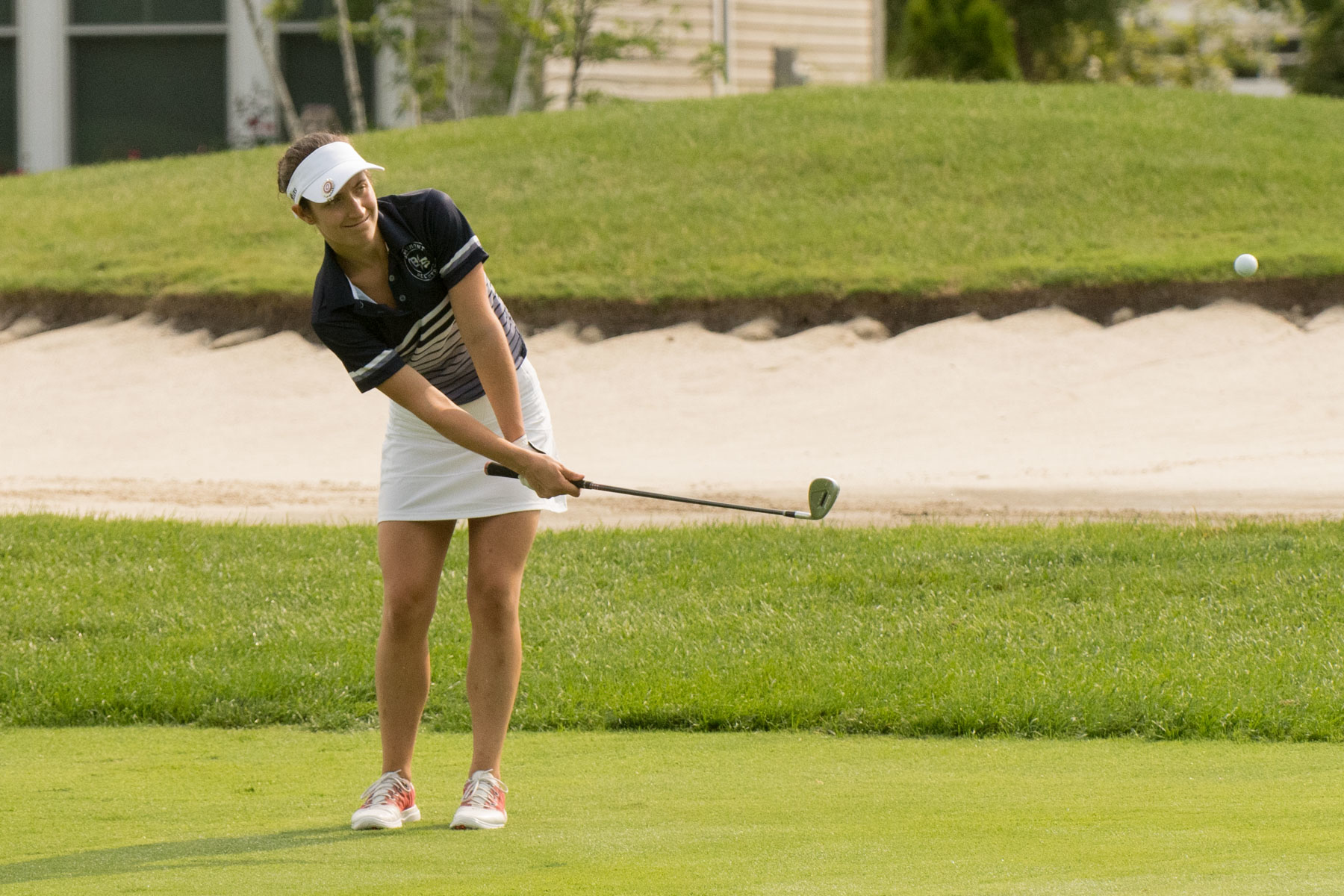 Blue Streaks Take Fifth at NCL Championships
