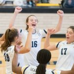 Beaumont Volleyball Program Sweeps Hoban