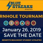 Game Night and Cornhole Tournament to be Held on January 26th