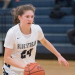 Blue Streaks Earn All-District Honors, Perusek Named to First Team
