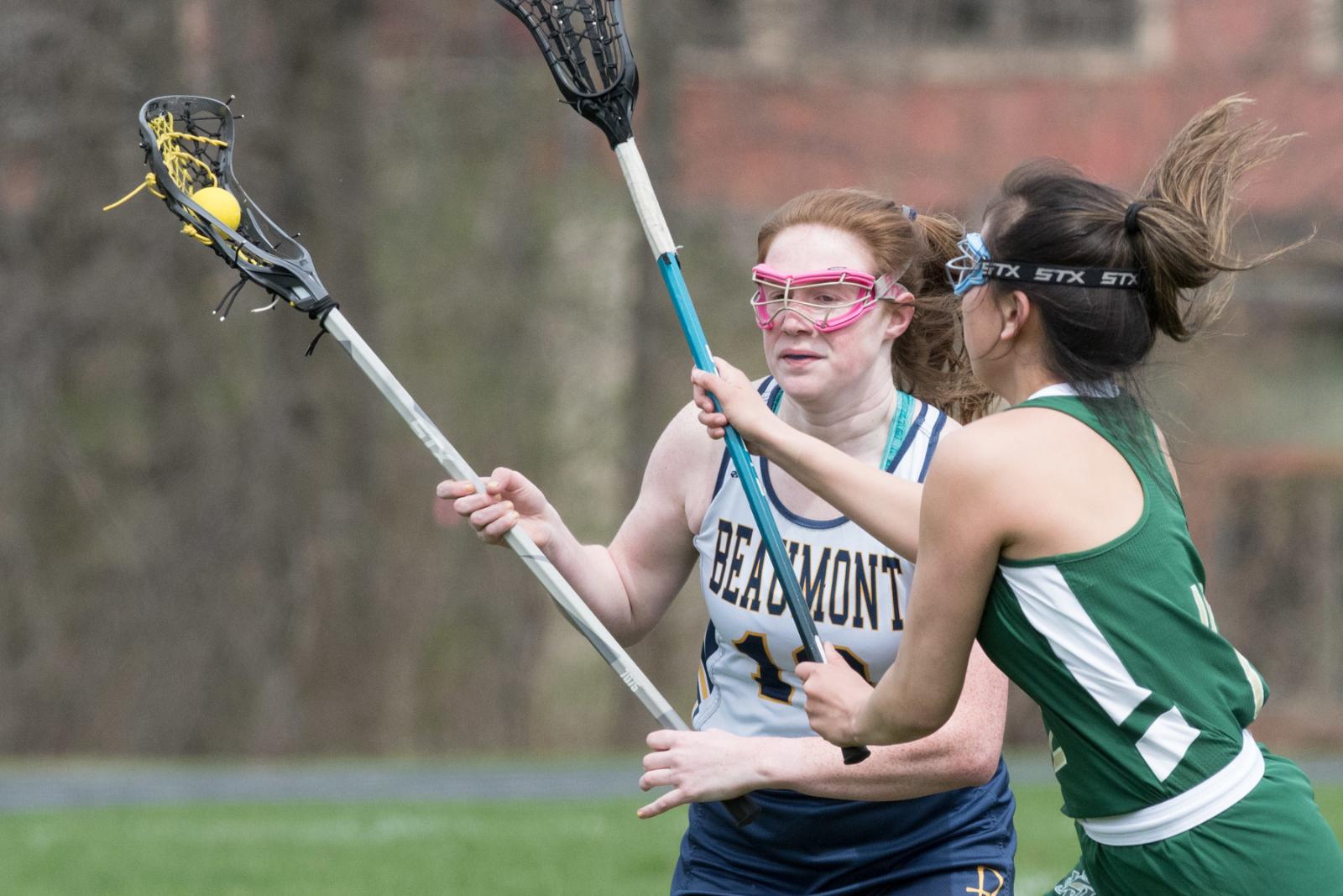 Katie Bagley '20 Named to U.S. Lacrosse All-Academic Team