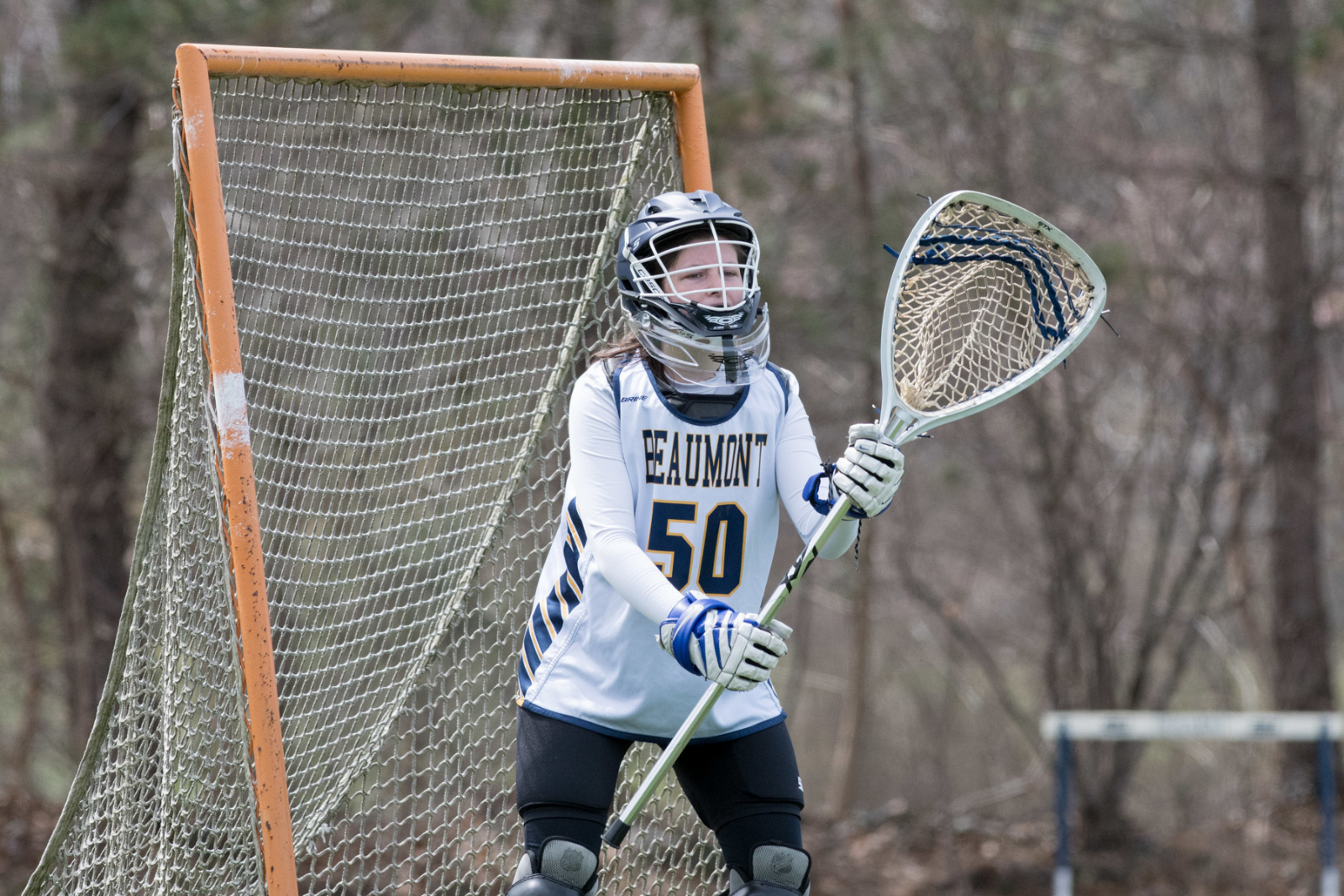 Beaumont Defeats Gilmour, 13-11, to Earn First NCL Win of Season