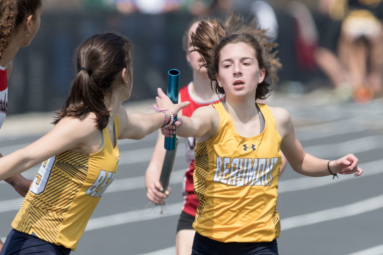 @BeaumontTrackXC Scores 72 Points at Perry District Meet