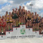 @BeaumontTrackXC Takes Fourth in 4×800 at D-II State Meet