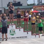 Mlynek Takes Seventh in the Mile at State Meet