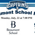 Join Beaumont School at Classic Park on Monday, July 22nd