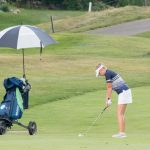Golf Team Wins Opening Match Over Lake Catholic