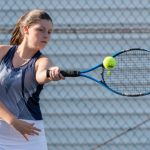 Tennis Team Improves to 4-1