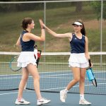 @BeaumontTennis Beats NDCL to Improve to 7-2