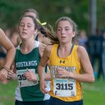 Blue Streaks Take Fourth at Vertical Runner Invitational