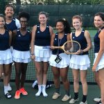 @BeaumontTennis Wins Golden Racquet Match
