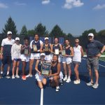 Tennis Team Captures NCL Championship