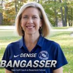 Denise Bangasser Named New Head Golf Coach