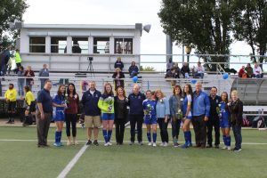 2019 Soccer Senior Night