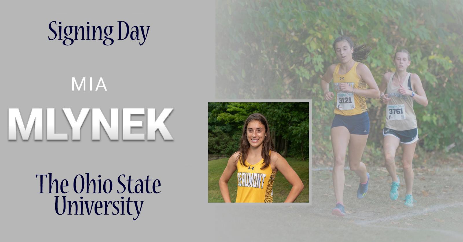 Mia Mlynek Commits to The Ohio State University