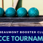 Booster Club Bocce Tournament to be Held on March 14