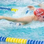 Blue Streaks Finish Seventh at Sectional Meet