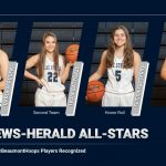 Four @BeaumontHoops Players Recognized as News-Herald All-Stars