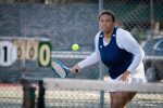 Tennis Team Beats Laurel, 3-2